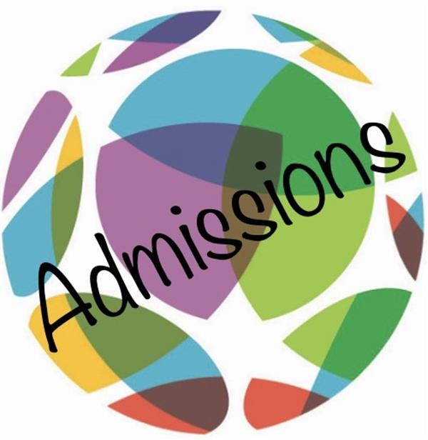 First year admissions 2022